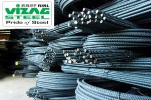 Vizag Steel TMT Bars - center Bend form
